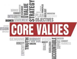 What Starts Well, Ends Well! Core Values Improve The Success Of Your SAP Project