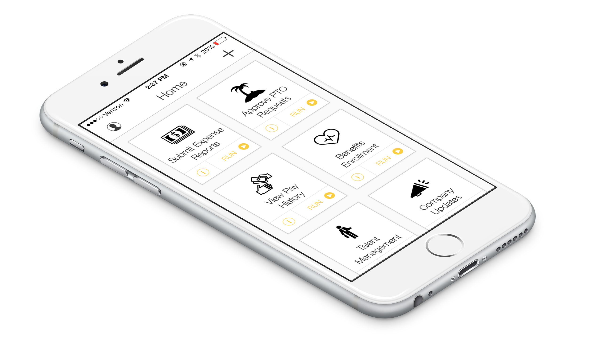 the ultimate hr mobile app improve the hr experience for